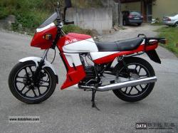 Gilera RX 200 Arizona 1987 #10