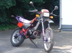 Gilera RX 200 Arizona 1987 #3