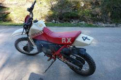 Gilera RX 200 Arizona #7