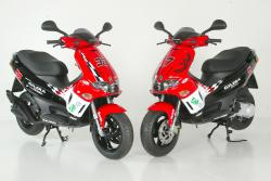Gilera Scooter #10