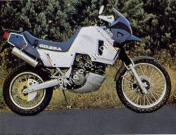 Gilera XRT 600 (reduced effect)