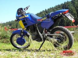 Gilera XRT 600 (reduced effect) 1990