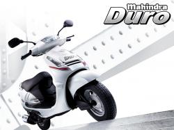 Go the Distance, Go with the Mahindra Duro Scooter Bike
