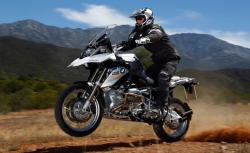 Going Adventurous With the New BMW R1200GS #8