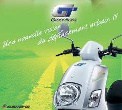 GreenTrans Scooter