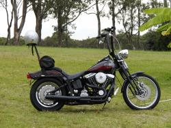 Harley-Davidson 1340 Bad Boy 1995