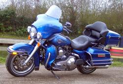 Harley-Davidson 1340 Electra Glide Classic 1995 #13