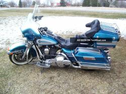 Harley-Davidson 1340 Electra Glide Classic 1995 #14