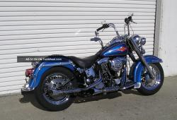 Harley-Davidson 1340 Heritage Softail Classic #9