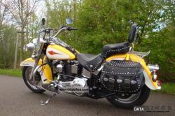 Harley-Davidson 1340 Heritage Softail Classic 1995 #10