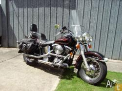 Harley-Davidson 1340 Heritage Softail Classic 1995 #13