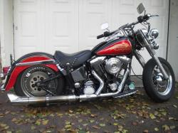 Harley-Davidson 1340 Heritage Softail Classic 1995 #14