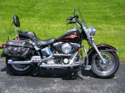 Harley-Davidson 1340 Heritage Softail Classic 1995 #2
