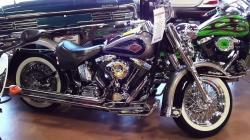 Harley-Davidson 1340 Heritage Softail Classic 1995 #4