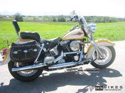 Harley-Davidson 1340 Heritage Softail Classic 1995 #9