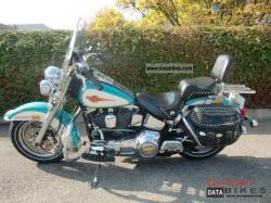 Harley-Davidson 1340 Heritage Softail Classic #7