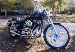 Harley-Davidson 1340 Low Rider Custom 1993 #10