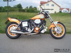 Harley-Davidson 1340 Low Rider Custom 1993 #2