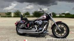 Harley-Davidson 1340 Low Rider Custom 1993 #7
