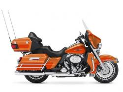 Harley-Davidson 1340 Tour Glide Ultra Classic (reduced effect) #10