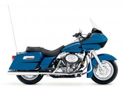 Harley-Davidson 1340 Tour Glide Ultra Classic (reduced effect) #12
