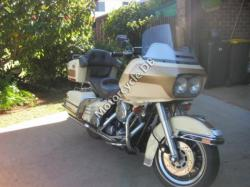 Harley-Davidson 1340 Tour Glide Ultra Classic (reduced effect) 1989 #10