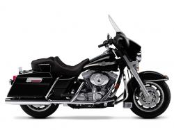 Harley-Davidson 1340 Tour Glide Ultra Classic (reduced effect) #5