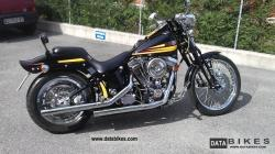 Harley-Davidson Bad Boy 1996 #4