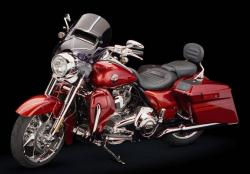 Harley-Davidson CVO Road King 2013 #6