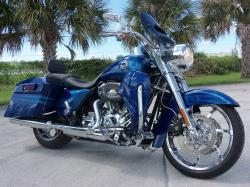 Harley-Davidson CVO Road King 2013 #9