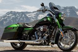Harley-Davidson CVO Road King 2014 #3