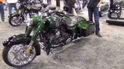 Harley-Davidson CVO Road King 2014 #7