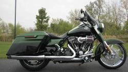 Harley-Davidson CVO Road King 2014 #8