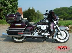 Harley-Davidson Electra Glide Classic 1997 #2
