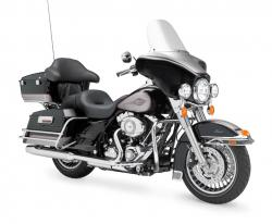 Harley-Davidson Electra Glide Classic #2