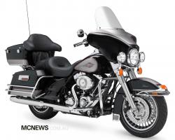 Harley-Davidson Electra Glide Classic 2001 #5