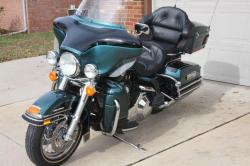 Harley-Davidson Electra Glide Classic 2001 #8