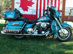 Harley-Davidson Electra Glide Ultra Classic (reduced effect) 1991 #8