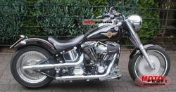 Harley-Davidson Fat Boy 1992 #10
