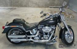 Harley-Davidson Fat Boy 1992 #13