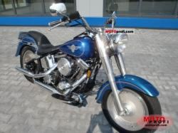 Harley-Davidson Fat Boy 1992 #2