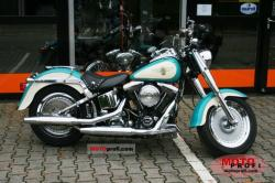 Harley-Davidson Fat Boy 1992 #5