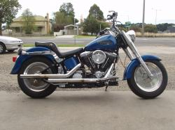 Harley-Davidson Fat Boy 1992 #6