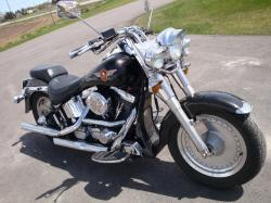 Harley-Davidson Fat Boy 1992 #7