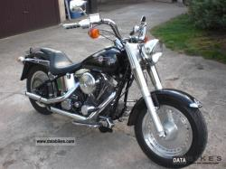 Harley-Davidson Fat Boy 1992 #9