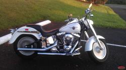 Harley-Davidson Fat Boy Injection 2001