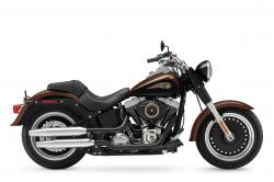 Harley-Davidson Fat Boy Lo 110th Anniversary 2013