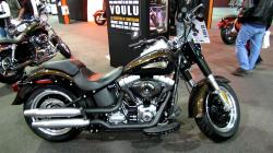 Harley-Davidson Fat Boy Lo 110th Anniversary 2013 #4