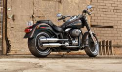 Harley-Davidson Fat Boy Lo 110th Anniversary 2013 #5