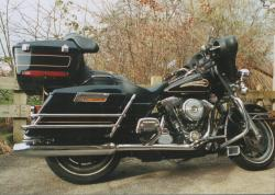 Harley-Davidson FLHC 1340 EIectra Glide Classic (with sidecar) 1981